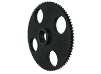 D60R72 Double Roller Chain Sprocket bushed for MST (R1)