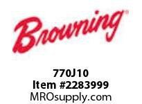 Browning 770J10 POLY V BELTS