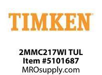 TIMKEN 2MMC217WI TUL Ball P4S Super Precision