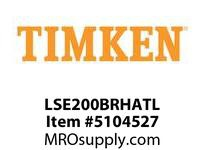 TIMKEN LSE200BRHATL Split CRB Housed Unit Assembly