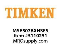 TIMKEN MSE507BXHSFS Split CRB Housed Unit Assembly