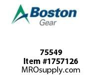 Boston Gear 75549 EN51908-0606 3/8 TO 3/8 MALE ADPT