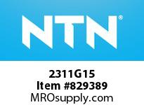 NTN 2311G15 Self-Aligning Ball Bearing