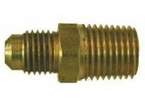 MRO 10265L 3/8 X 1/2 LP M FLARE X MIP ADPT