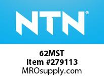 NTN 62MST STEEL HOUSINGS