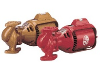 Bell & Gossett 102231 HVAB 1/6 HP BRONZE BOOSTER PUMP WITH BRONZE IMPELLER