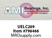 AMI UELC209 45MM WIDE ACCU-LOC ROUND CARTRIDGE BEARING