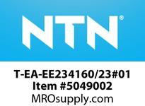 NTN T-EA-EE234160/23#01 LARGE SIZE BEARINGS X-LARGE TAPERED ROLLER BRG