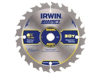 "IRWIN 24021 6-1/2"" X 20T Framing/Ripping Unive"