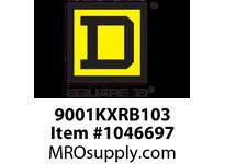 SquareD 9001KXRB103 PUSH BUTTON 600VAC 10A 30MM T-KX 9001KXRB103 PUSH BUTTON 600VAC 10A 30MM T-KX