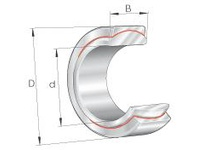 INA GE10UK Elges? spherical plain bearing