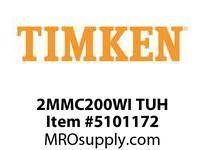 TIMKEN 2MMC200WI TUH Ball P4S Super Precision