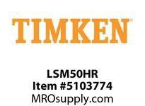 TIMKEN LSM50HR Split CRB Housed Unit Component