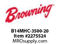 Browning B14MHC-3500-20