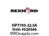 REXNORD HP7705-22.5A HP7705-22.5 SP 148602