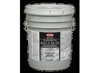 KRY K11001201 Industrial Iron Guard Acrylic Enamel Flat Black Krylon 1gal. (4)