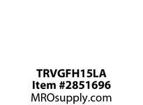 CPR-WDK TRVGFH15LA GFCI TR HG Deco Duplex 15A 125V LA