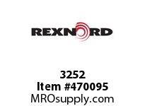 REXNORD 6784324 3252 562.S71.HUB LG CB