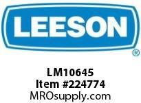 LM10645 445Tsmult 125Hp1200 460000000/360