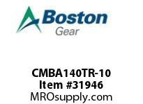 BOSTON 87310 CMBA140TR-10 C-FACE BRK 115/230