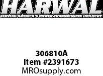 Harwal 306810A 30 x 68 x 10A NBR