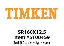 TIMKEN SR160X12.5 SRB Plummer Block Component