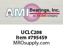 AMI UCLC208 40MM WIDE SET SCREW ROUND CARTRIDGE BEARING