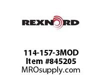 REXNORD 114-157-3MOD LNK HT4705-6 MOD CONTACT PLANT FOR ACCURATE DESCRIPT
