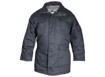 MCR PK3GXLT FR Moderate Climate Insulated Parka Modacrylic Quilted Lining Gray