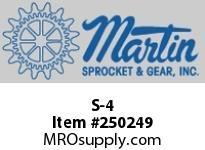 Martin Sprocket S-4 INSTANT SPLIT HUB