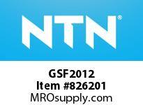 NTN GSF2012 Bearing Units - Plastic