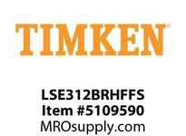 TIMKEN LSE312BRHFFS Split CRB Housed Unit Assembly