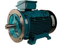 Brook Crompton BC2M020-4D 20HP 3600RPM 230/460V Cast Iron IEC 160M D Flange