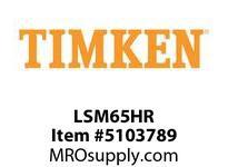 TIMKEN LSM65HR Split CRB Housed Unit Component