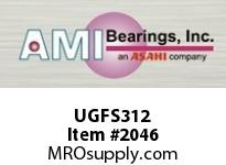 AMI UGFS312 60MM HEAVY ECCENTRIC COLL 4-BOLT PI
