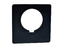 SquareD 9001KN100BP PUSH BUTTON LEGEND PLATE 30MM T-K 9001KN100BP PUSH BUTTON LEGEND PLATE 30MM T-K