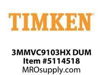 TIMKEN 3MMVC9103HX DUM Ball High Speed Super Precision