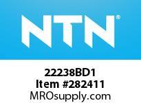 NTN 22238BD1 LARGE SIZE SPHERICAL BRG