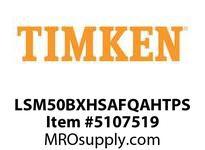TIMKEN LSM50BXHSAFQAHTPS Split CRB Housed Unit Assembly
