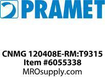 CNMG 120408E-RM:T9315