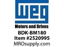 WEG BDK-BM180 BRAKE DISC KIT BM180 Motores