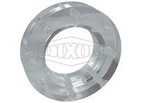 "DIXON TT4ASGOE 4"" TTMA Optically Enhanced Acrylic Sight Glass-1 side Beveled"
