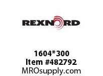 REXNORD 6179774 1604*300 1604 CHAIN