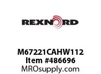 M67221CAHW112 OUTER RG M67221CAH/W112 7510883
