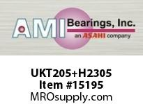 AMI UKT205+H2305 20MM NORMAL WIDE ADAPTER TAKE-UP