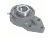 HubCity 1002-08957 FR250STWX1-3/16 CLEAN-SS Flange Bracket Bearing