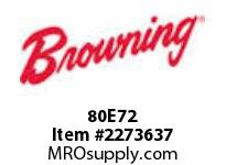 Browning 80E72 QD SPROCKETS-900