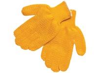 MCR 9675XLM Honey Grip Heavy Weight Cotton/Polyester Orange Honeycomb