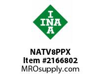 INA NATV8PPX Yoke type track roller