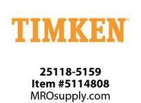 TIMKEN 25118-5159 Small Bore Inch Seal
